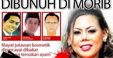 A local press report on the Sosilawati case.
