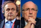 The FIFA ethics committee has found both Platini (left) and Blatter guilty of abusing their positions.