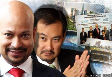 Before Arul, former 1MDB CEO Datuk Shahrol Azral (right) had recently testified before the PAC twice.