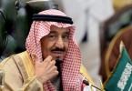 King Salman Abdulaziz Al Saud the Custodian of the Two Holy Mosques who founded Ksrelief.