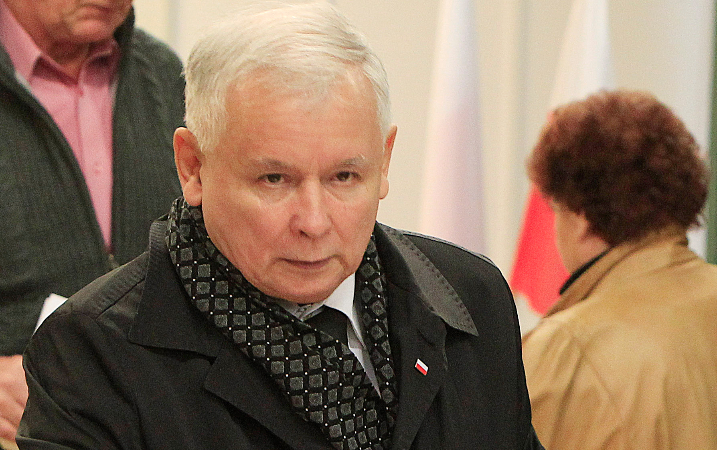 Kaczynski's stance has alarmed critics both at home and abroad.