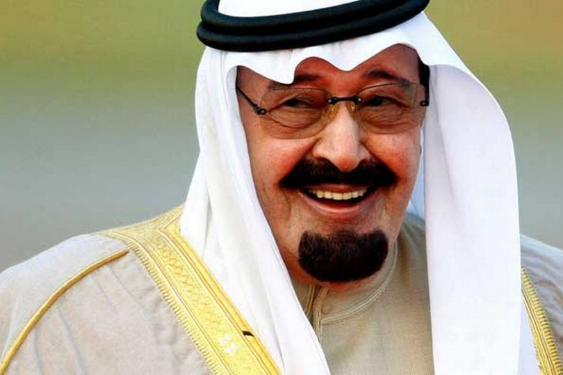 The late King Abdullah Abdulaziz Al Saud, who according to BBC was the one who approved the RM2.6billion political donation.