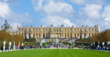 Tourism numbers may be down but attractions like the Palace of Versailles remain popular.