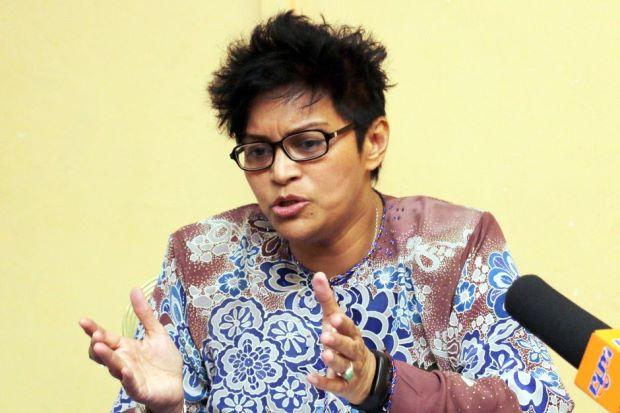 Datuk Seri Azalina Othman Said