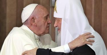CUBA-RELIGION-POPE-KIRILL