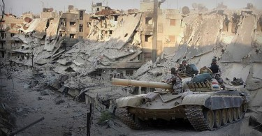Will there ever be a peaceful end to the Syrian conflict?