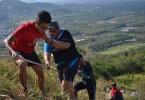 The Professional Development Program (PDP) trainees during Endurance Training at Broga Hills.