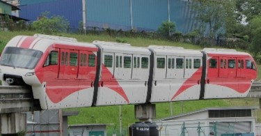 The trains for the KL monorail system comes from Scomi.