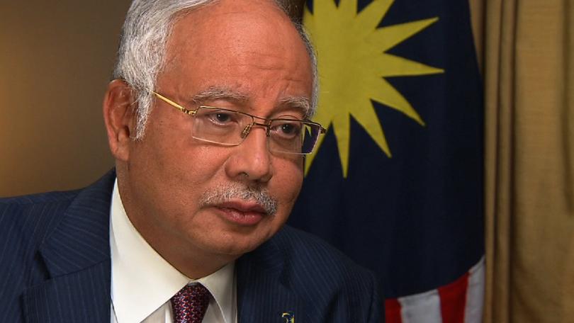 Prime Minister Datuk Seri Najib Razak