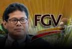 FGV chief executive Datuk Zakaria Arshad.
