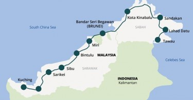 The Pan-Borneo Highway that will be 1,089 kilometres long will be a major economic game changer especially for Sabah and Sarawak.