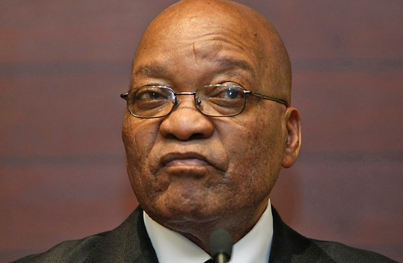 South Africa's Constitutional Court last week issued a damning ruling against Zuma for using public funds to renovate his private residence.