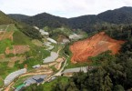 More slopes in Cameron Highlands will be rehabilitated to help reduce incidents of landslides and flooding.