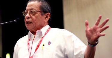 Lim Kit Siang -