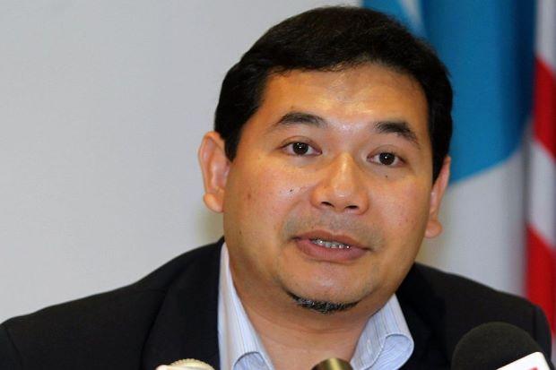 PKR vice-president Rafizi Ramli
