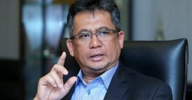 Terengganu Menteri Besar Ahmad Razif Abdul Rahman