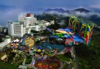 The indoor theme park at the resort will be transformed so that it will complement the new outdoor park.