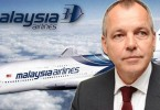 Mueller was appointed to head Malaysia Airlines last year on a three-year contract.