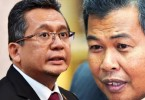 Veterans want MB Ahmad Razif and predecessor Ahmad Said to stop fbeing at loggerhead for the sake of Terengganu Umno