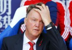 Van Gaal recently won the FA Cup for United but that was still deemed not good enough.