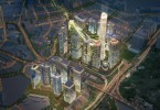 A Bumiputra company has won a contarct for work at the TRX's tallest building, the Signature Tower.