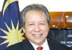 Anifah led the Malaysian tam to Jogja.