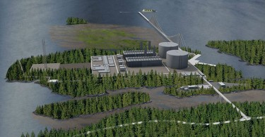 Petronas Canada LNG project