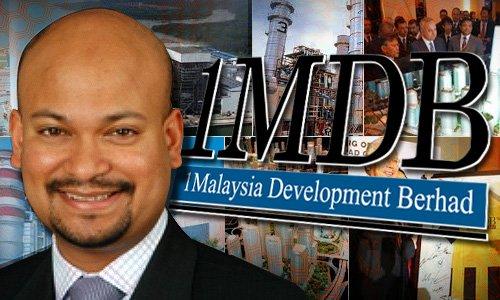 1Malaysia Development Bhd's (1MDB) Chief Executive Officer, Arul Kanda Kandasamy.
