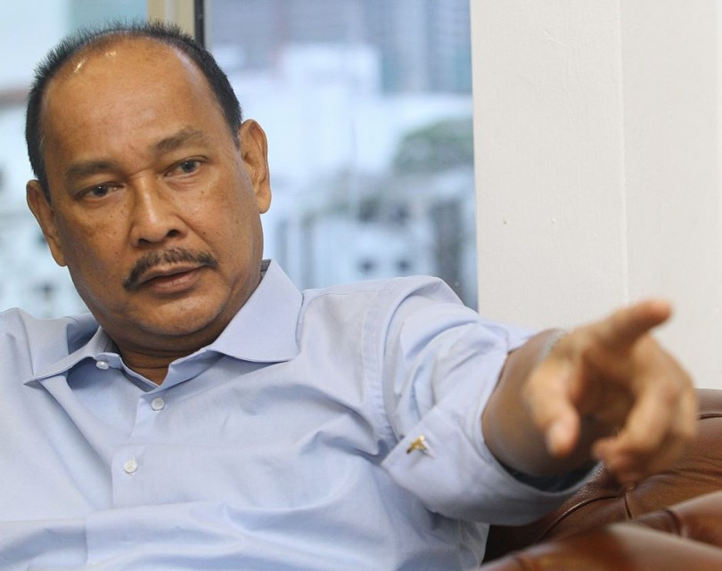 Former Commercial Crime Investigation Department director Datuk Ramli Yusuff
