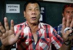 Duterte wants to change the system of government from a unitary one to a parliamentary and federal model.