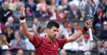 With this win Djokovic becomes the first man to win all four majors since Rod Laver in 1969.