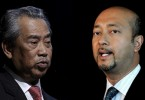 Muhyiddin (left) and Mukhriz still can't decide where their politics will take them post-Umno.