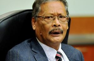Attorney-General Tan Sri Mohamed Apandi Ali