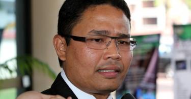 Umno Youth vice-chief Khairul Azwan Harun (Azwan Bro).