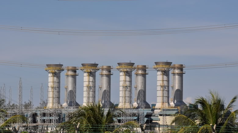 The Paka power plant -- source of the dispute between YTL Power and TNB.