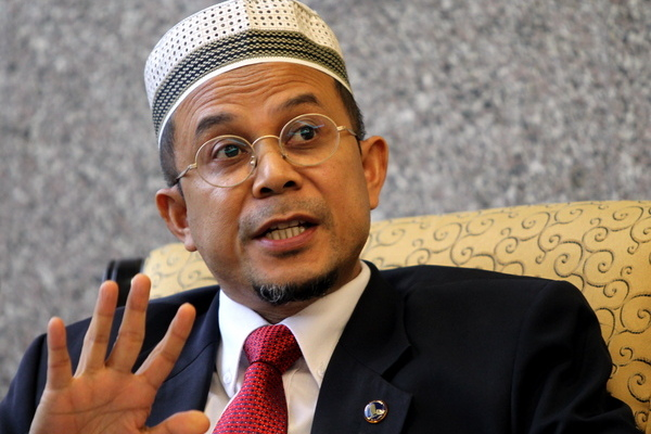 Vice-president of Perkasa, Datuk Zulkifli Noordin.