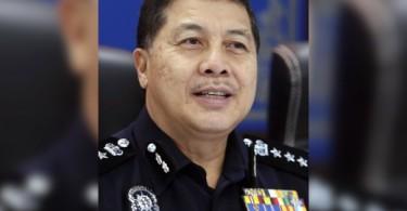 Johor police chief Datuk Wan Ahmad Najmuddin Mohd