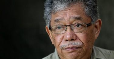 Former BN Sungai Benut parliamentarian, Tawfik Ismail.