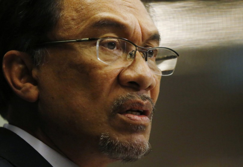 Anwar has had two courts ruling against him in the same day.