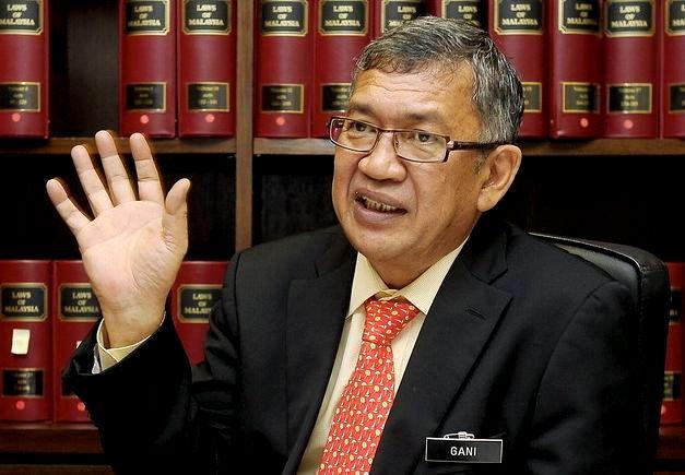 Tan Sri Abdul Gani Patail