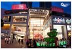 One of Kuala Lumpur's more popular shopping malls.
