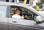 Tan Sri Abdul Wahid Omar as an Uber driver before appointed as PNB chairman.
