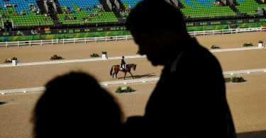 Empty seats are not what the organisers of a major sports meet would like to see, certainly not for the Olympics.