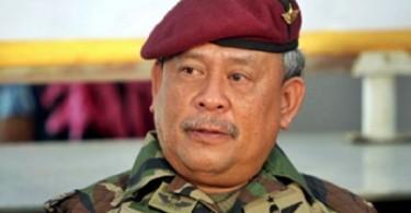 Chief of Defence Forces Gen Tan Sri Zulkifeli Mohd Zin