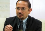 Immigration Department director-general, Datuk Mustafar Ali.
