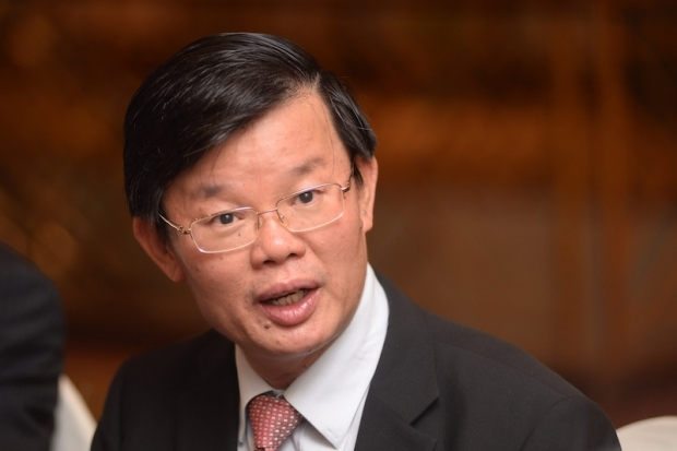 Local Government, Traffic Management and Flood Mitigation committee chairman Chow Kon Yeow