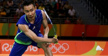 Rio is Chong Wei's third consecutive singles final but will he finally win the gold?