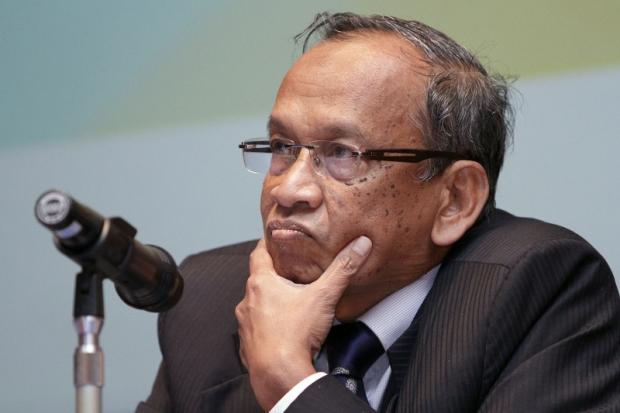 Auditor-General Tan Sri Ambrin Buang.