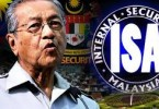 The man Mahathir is now blaming is dead and thus not able to respond or dispute the former prime minister's claim.