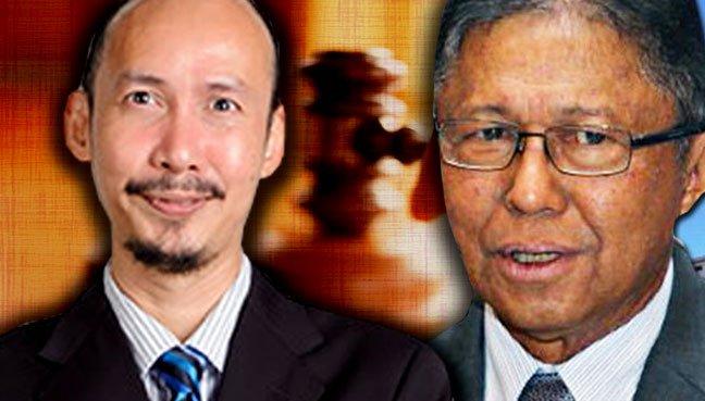 Mustafha (left) and Aziz.